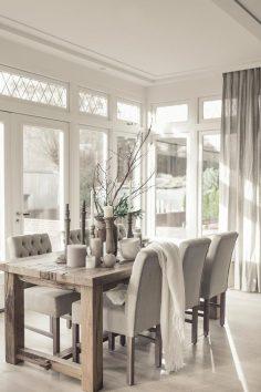 So erstellen Sie einen eleganten Speisesaal zur Unterhaltung, So erstellen Sie einen eleganten Speisesaal, der sich perfekt für die Unterhaltung eignet  – nouvellesidees