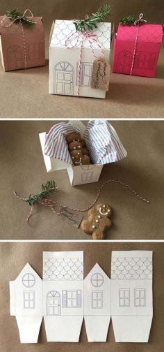 geschnkbox basteln geschnkideen diy deko upcycling ideen tasse selber gestalten weihnachten  – chj0200
