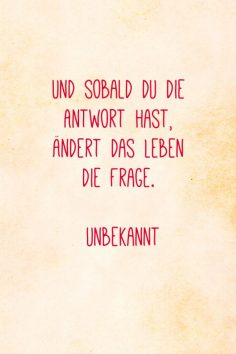 Schöne Zitate fürs Leben – jetzt auf gofeminin.de unter www.gofeminin.de/…  – mietta68
