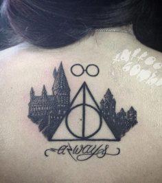 Mehrere Symbole für ein vollständigeres Tattoo  – lauriekf