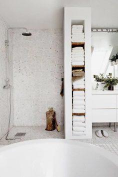 Ich liebe dieses Bad und Dusche :) #ModernHomeDecorBadezimmer  – clemmlaurr