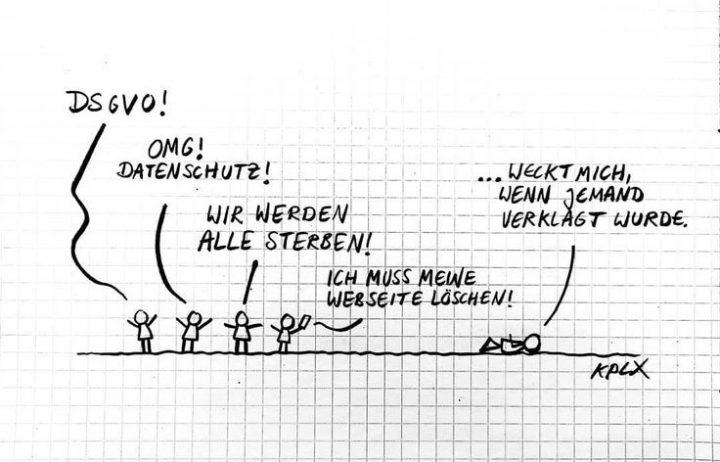 Bis einer heult … www.kplx.de #kplx #dsgvo #datenschutz #webseite #internet #…  #biseinerheult #cartoon #comic #datenschutz #dsgvo #eu #internet #kplx #tusche #webcomic #webseite #zeichnung  – picgramwebsite
