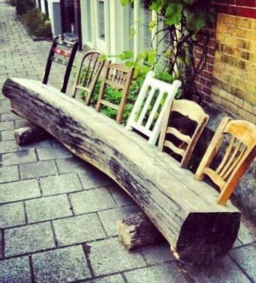 11 Coole Ideen Recyceln 39 Um Ihre Alten Mobel Im Garten Zu Recyceln Diy Idees Creatives Sabbeauvilain Pctr Up