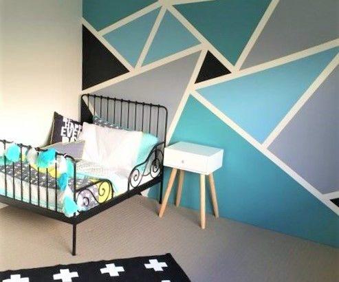Tesa Diy Tipp Moderne Wandgestaltung Mit