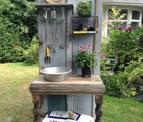 20 kreative Ideen zum Dekorieren des Gartens durch Recycling ...