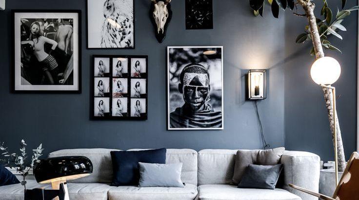 Deko Wohnzimmer grau weiße Wand – shakemyblog – Pctr UP
